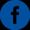 Facebook logo button